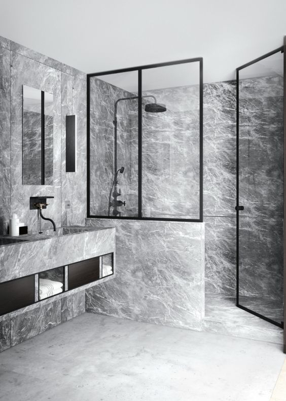 tundra marble the master of marbles white black grey exotic natural stone pietramosaic denmar